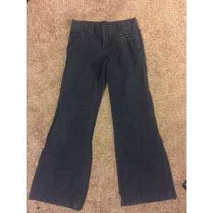 Anthropologie Trouser Jeans
